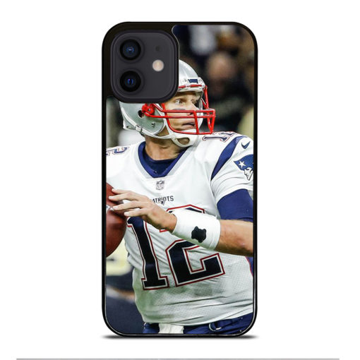 TOM BRADY NFL for iPhone 12 Mini Case Cover