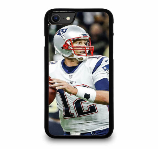 TOM BRADY NFL for iPhone SE (2020) Case Cover