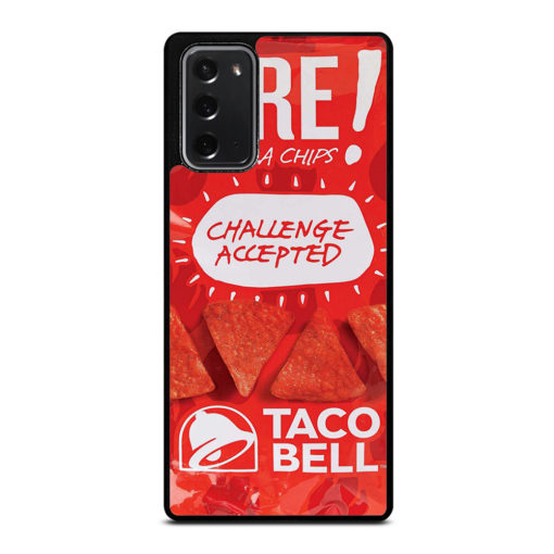 Taco Bell Tortilla Chips for Samsung Galaxy Note 20 Case Cover