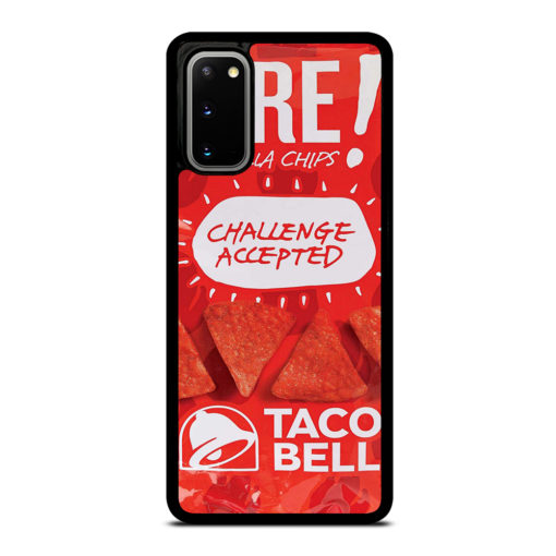 Taco Bell Tortilla Chips for Samsung Galaxy S20 Case Cover