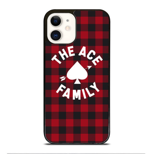 The Ace Family Logo for iPhone 12 Case Cover