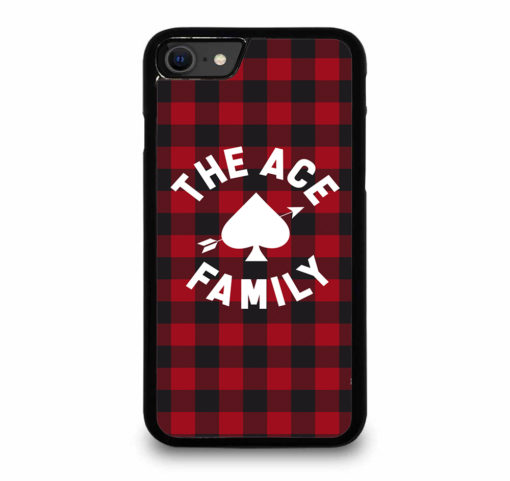 The Ace Family Logo for iPhone SE (2020) Case