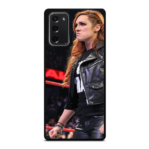 The Man Becky Lynch for Samsung Galaxy Note 20 Case