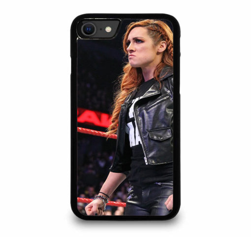 The Man Becky Lynch for iPhone SE (2020) Case Cover