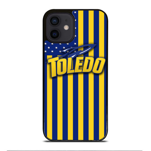 Toledo Rockets for iPhone 12 Mini Case Cover