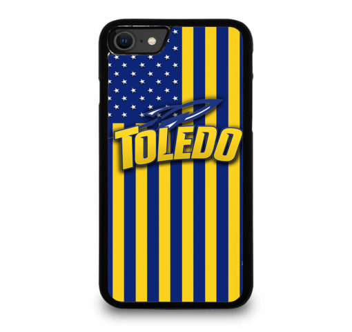 Toledo Rockets for iPhone SE (2020) Case Cover