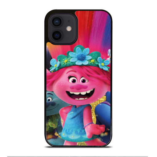 Trolls Poppy Face for iPhone 12 Mini Case