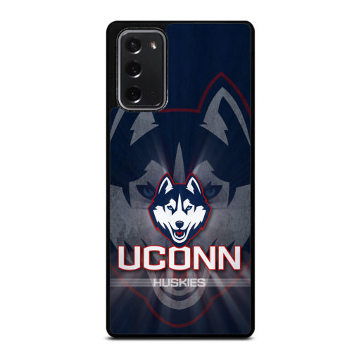 UConn Huskies for Samsung Galaxy Note 20 Case Cover