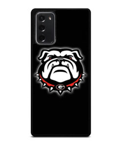 UGA Georgia Bulldogs for Samsung Galaxy Note 20 Case