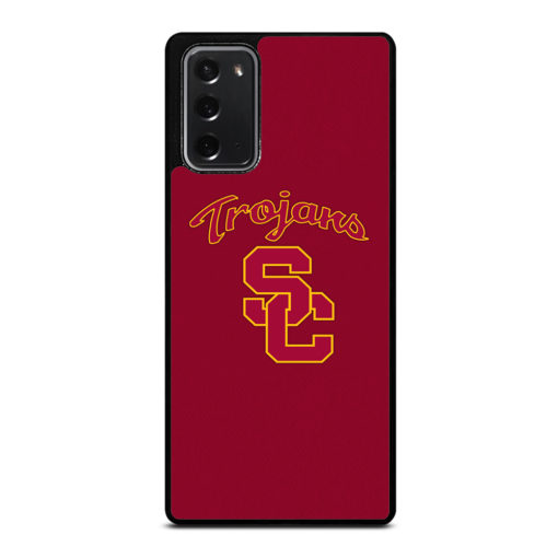 USC Trojans NFL for Samsung Galaxy Note 20 Case Cover