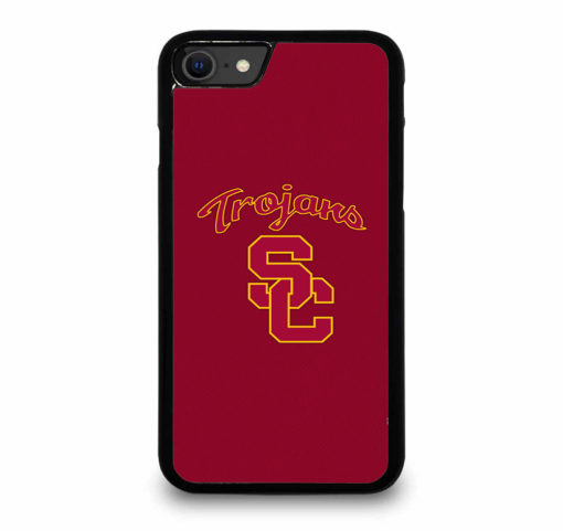 USC Trojans NFL for iPhone SE (2020) Case Cover