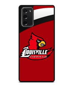 University Of Louisville Logo for Samsung Galaxy Note 20 Case