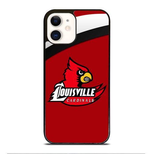University Of Louisville Logo for iPhone 12 Case