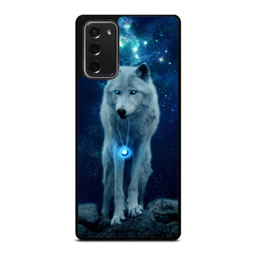 WOLF SPACE for Samsung Galaxy Note 20 Case