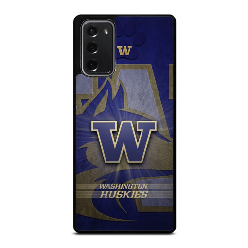 Washington Huskies for Samsung Galaxy Note 20 Case Cover