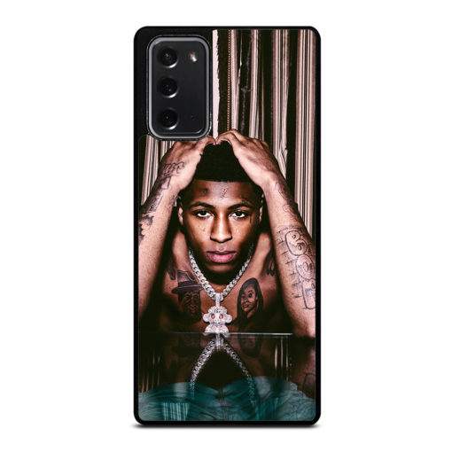 YoungBoy Never Broke Again Rapper for Samsung Galaxy Note 20 Case Cover