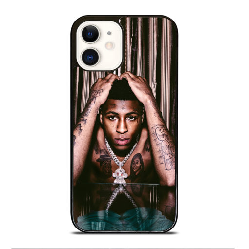 YoungBoy Never Broke Again Rapper for iPhone 12 Case Cover