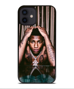 YoungBoy Never Broke Again Rapper for iPhone 12 Mini Case Cover